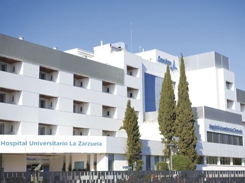 Clínica La Zarzuela