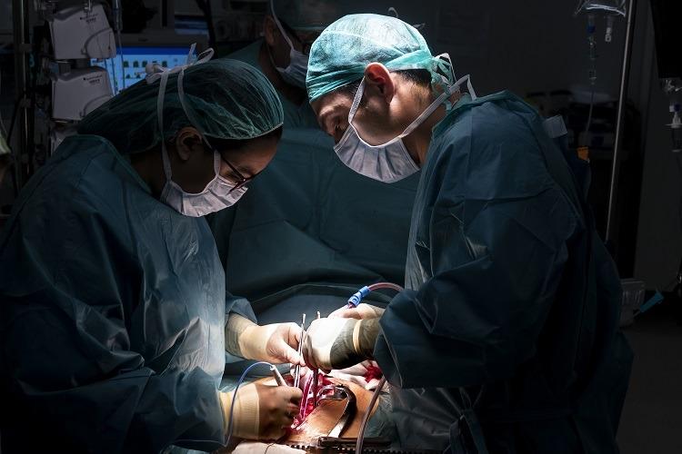 Cirugía del arco aórtico
