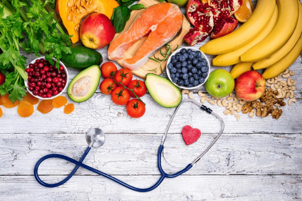 Anticoagulantes y alimentación